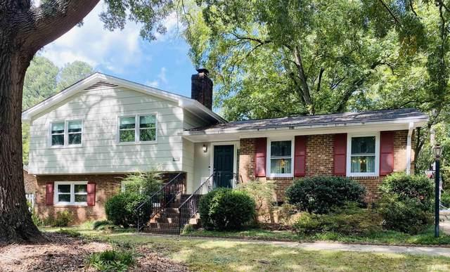 5100 Huntingdon Drive, Raleigh, NC 27606 (#2415418) :: The Jim Allen Group