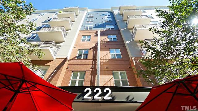 222 Glenwood Avenue #409, Raleigh, NC 27603 (#2415420) :: Triangle Top Choice Realty, LLC