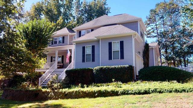 380 Ruth Circle, Fuquay Varina, NC 27526 (#2415423) :: Triangle Top Choice Realty, LLC