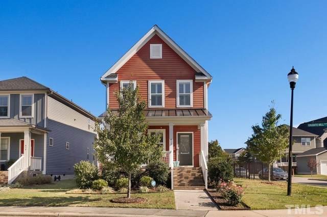 412 Granite Mill Boulevard, Chapel Hill, NC 27516 (#2415424) :: Triangle Top Choice Realty, LLC