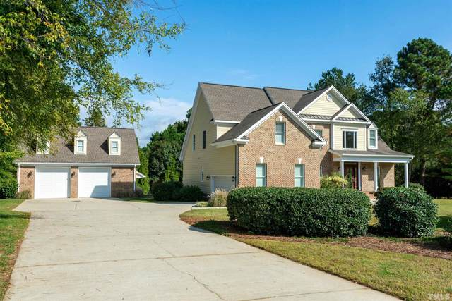 1424 Enchanted Oaks Drive, Raleigh, NC 27606 (#2415425) :: The Jim Allen Group