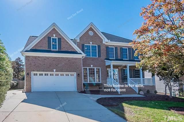 6016 Jones Farm Road, Wake Forest, NC 27587 (#2415434) :: Triangle Top Choice Realty, LLC