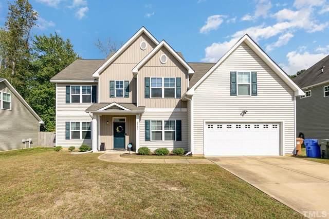 3724 Badin Lake Lane, Fayetteville, NC 28314 (#2415441) :: The Jim Allen Group