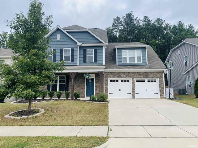 1206 Colton Creek Road, Knightdale, NC 27545 (#2415452) :: Triangle Top Choice Realty, LLC