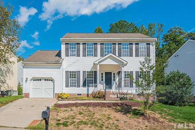 8428 Hobhouse Circle, Raleigh, NC 27615 (#2415459) :: Triangle Top Choice Realty, LLC