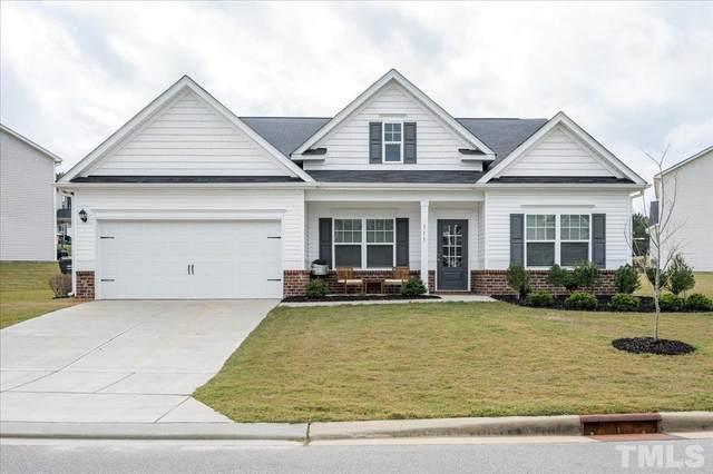 111 Neuse Bluff Circle, Clayton, NC 27527 (#2415470) :: Triangle Top Choice Realty, LLC
