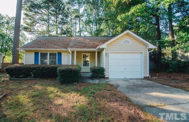 1402 Buckhorn Road, Garner, NC 27529 (#2415474) :: Triangle Top Choice Realty, LLC