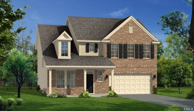365 Hickory Run Lane Woodlief 47, Franklinton, NC 27525 (#2415475) :: Triangle Top Choice Realty, LLC