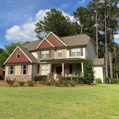 7201 Holly Springs Road, Raleigh, NC 27606 (#2415523) :: The Jim Allen Group