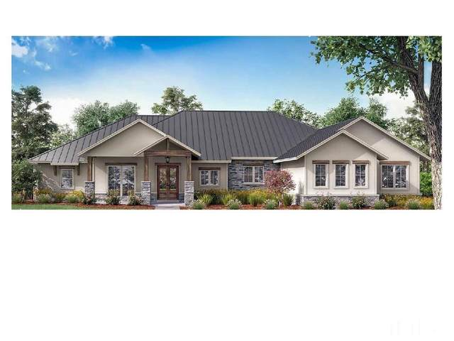 303 Woodgate Drive, Chapel Hill, NC 27516 (#2415534) :: The Jim Allen Group