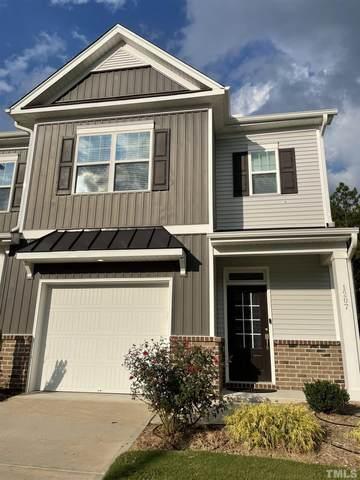 1207 Neighborly Way, Morrisville, NC 27560 (#2415566) :: Steve Gunter Team
