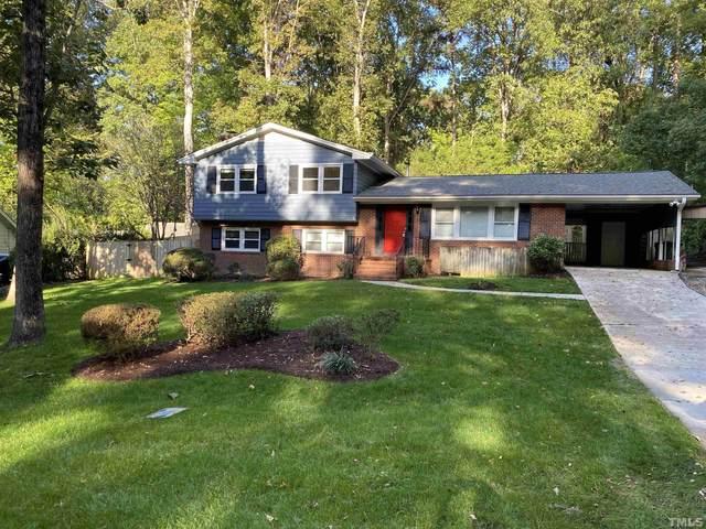 1021 Tanglewood Drive, Cary, NC 27511 (#2415593) :: Steve Gunter Team