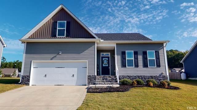 101 Fairview Street, Clayton, NC 27520 (#2415605) :: The Jim Allen Group