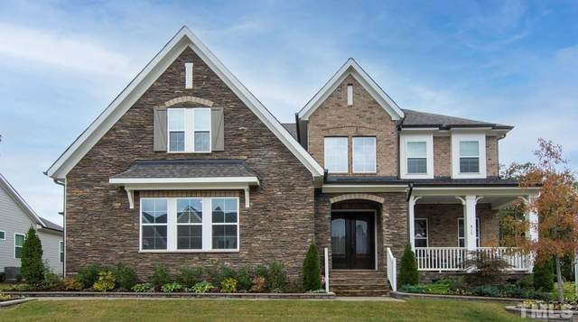 817 Reigh Count Place, Cary, NC 27519 (#2415674) :: Steve Gunter Team