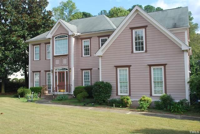 8800 Deerland Grove Drive, Raleigh, NC 27615 (#2415733) :: Log Pond Realty