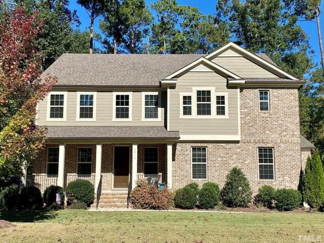 3816 Hickory Manor Drive, Apex, NC 27539 (#2415781) :: Steve Gunter Team