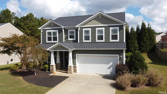 103 Chownings Drive, Sanford, NC 27330 (#2415850) :: The Tammy Register Team