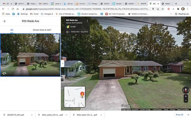 905 Wade Avenue, Garner, NC 27529 (#2415855) :: The Jim Allen Group