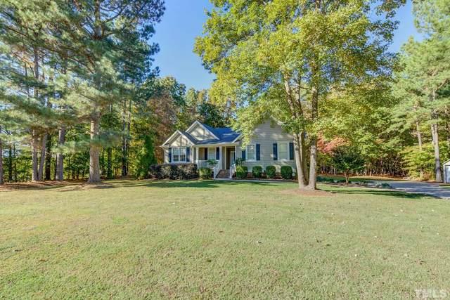 201 Duncan Plantation Drive, Timberlake, NC 27583 (#2415866) :: Log Pond Realty