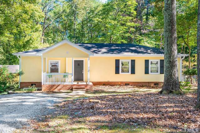 4012 Forrestdale Drive, Durham, NC 27712 (#2415924) :: The Perry Group