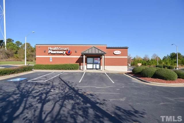 127 Mast Drive, Garner, NC  (#2336797) :: Triangle Top Choice Realty, LLC