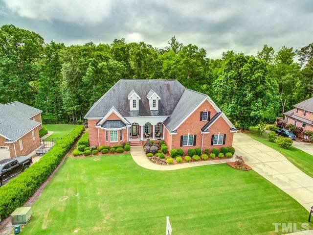 739 Balmoral Street, Clayton, NC 27520 (#2316575) :: Realty World Signature Properties