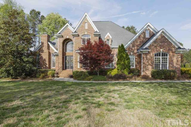 39 Barringer Drive, Garner, NC 27529 (#2115803) :: The Perry Group