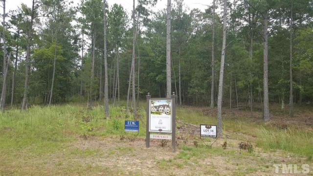 458 Carolina Crossings Drive Lot 14, Apex, NC 27523 (#2045137) :: Marti Hampton Team - Re/Max One Realty