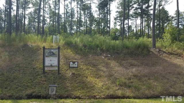 218 Carolina Crossings Drive Lot 19, Apex, NC 27523 (#2045166) :: Marti Hampton Team - Re/Max One Realty