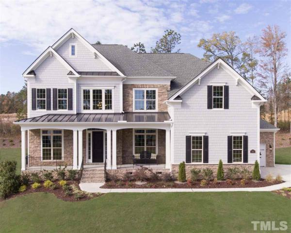140 Cloverdale Road, Apex, NC 27523 (#2108645) :: The Jim Allen Group