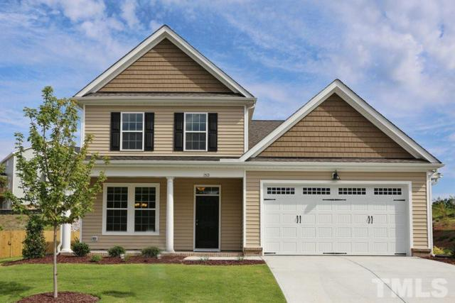 1513 Sunny Days Drive, Knightdale, NC 27545 (#2121964) :: Raleigh Cary Realty