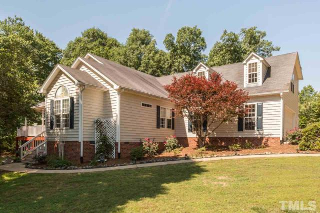 6108 Hilbert Ridge Drive, Holly Springs, NC 27540 (#2122269) :: The Abshure Realty Group