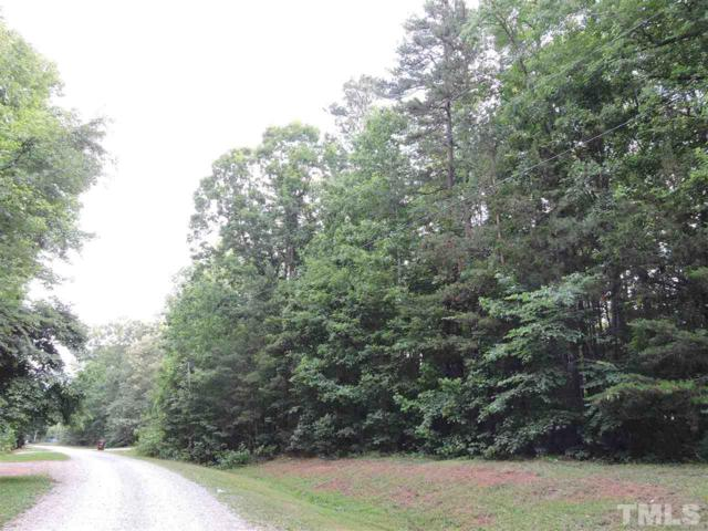 Lot 26 Little Creek Road, Timberlake, NC 27583 (#2126584) :: The Perry Group