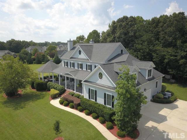 5732 Clovis Ridge Drive, Wake Forest, NC 27587 (#2133663) :: Rachel Kendall Team, LLC