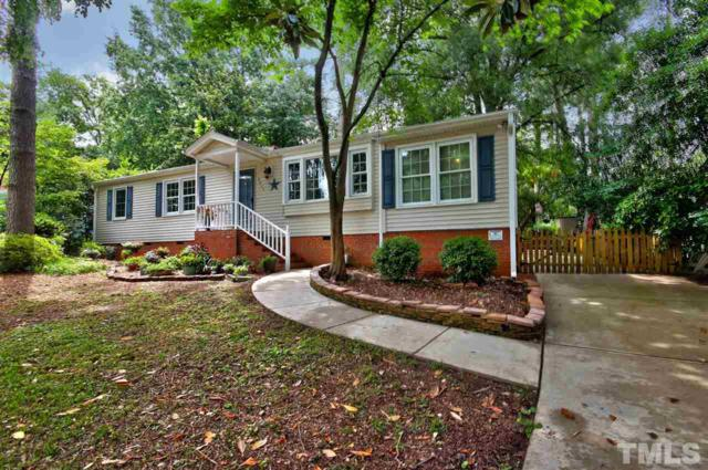 3423 Redbud Lane, Raleigh, NC 27607 (#2136455) :: Triangle Midtown Realty