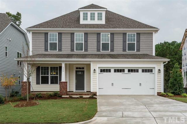 224 Turner Oaks Drive, Cary, NC 27519 (#2138806) :: Raleigh Cary Realty