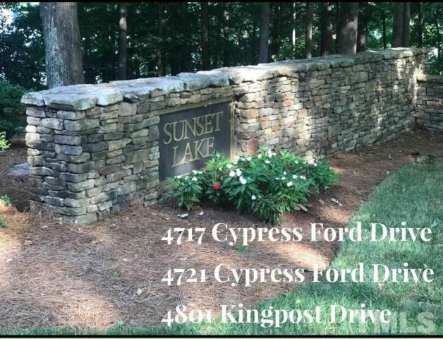 4717 Cypress Ford Drive, Fuquay Varina, NC 27540 (#2139590) :: The Abshure Realty Group