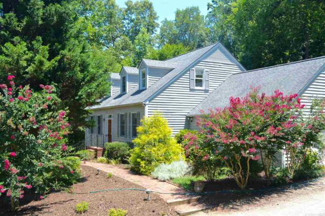 112 Old Bridge Lane, Chapel Hill, NC 27517 (#2141549) :: Rachel Kendall Team, LLC