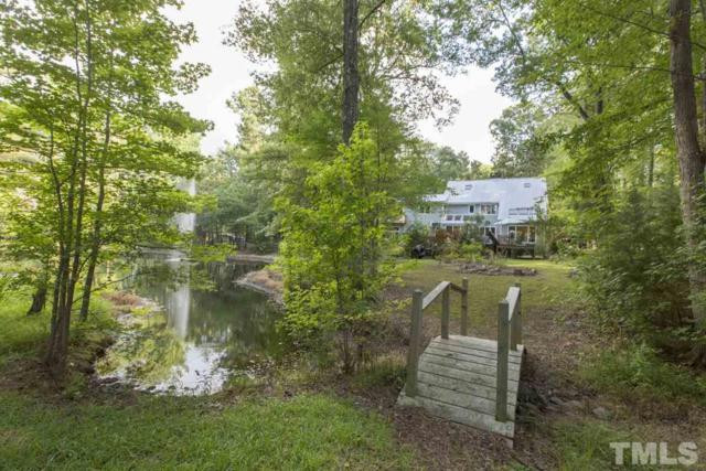 8033 Old Nc 86 Highway, Chapel Hill, NC 27516 (#2143698) :: The Jim Allen Group