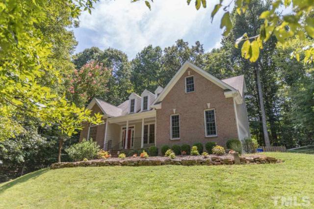 1811 Valley Creek Drive, Hillsborough, NC 27278 (#2145438) :: The Jim Allen Group