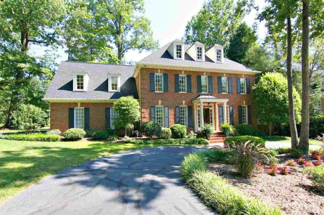 601 Chalfant Court, Raleigh, NC 27607 (#2145552) :: Triangle Midtown Realty