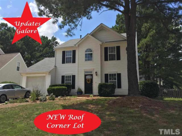 100 Wellspring Drive, Holly Springs, NC 27540 (#2145601) :: Triangle Midtown Realty