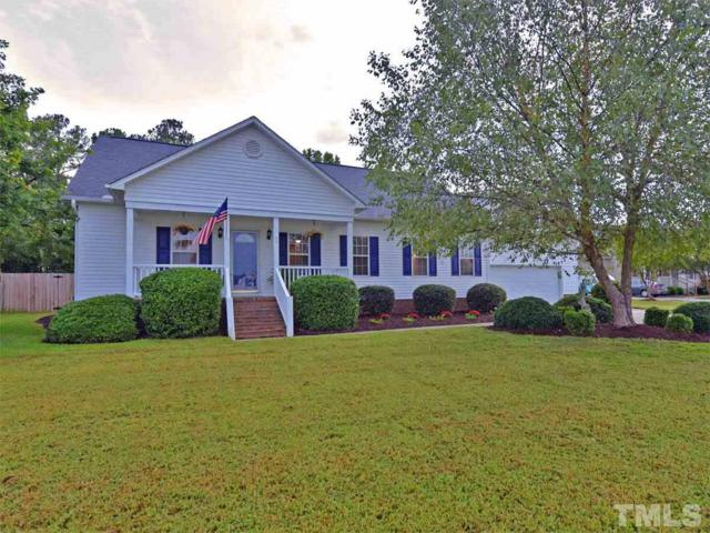 42 Delmar Court, Fuquay Varina, NC 27626 (#2145919) :: Raleigh Cary Realty