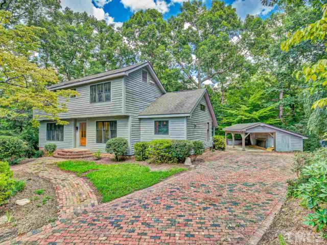 2904 Chipmunk Lane, Raleigh, NC 27607 (#2146640) :: Raleigh Cary Realty
