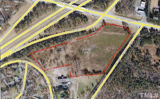 Us 158 Highway, Oxford, NC 27565 (#2147435) :: Raleigh Cary Realty