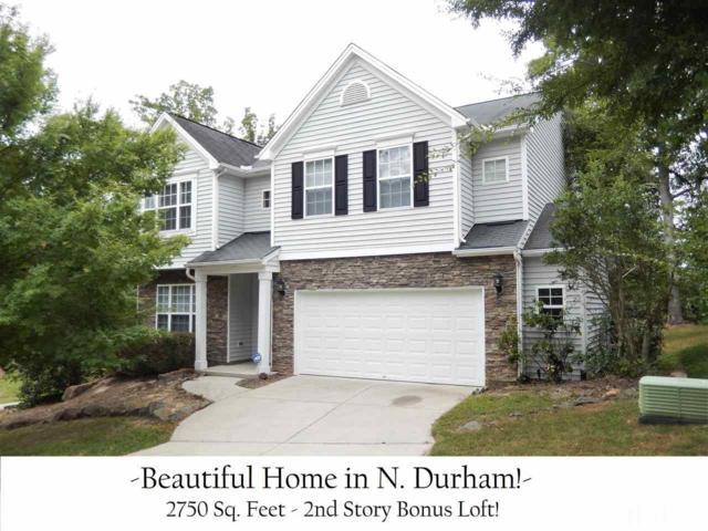 5011 Mckittrick Lane, Durham, NC 27712 (#2147631) :: Marti Hampton Team - Re/Max One Realty
