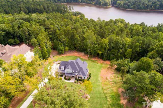 9908 Homestead Lake Drive, Wake Forest, NC 27587 (#2148196) :: The Jim Allen Group