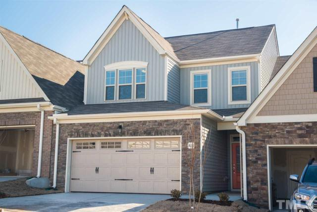 518 Brunello Drive #80, Wake Forest, NC 27587 (#2149008) :: Raleigh Cary Realty