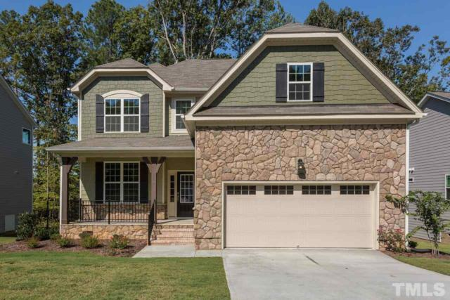 8125 Wheeler Woods Drive, Apex, NC 27539 (#2151104) :: The Jim Allen Group