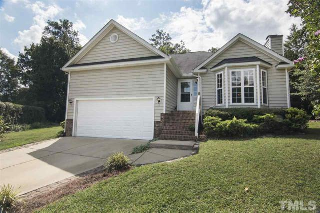 101 Barbwire Circle, Holly Springs, NC 27540 (#2151714) :: Marti Hampton Team - Re/Max One Realty